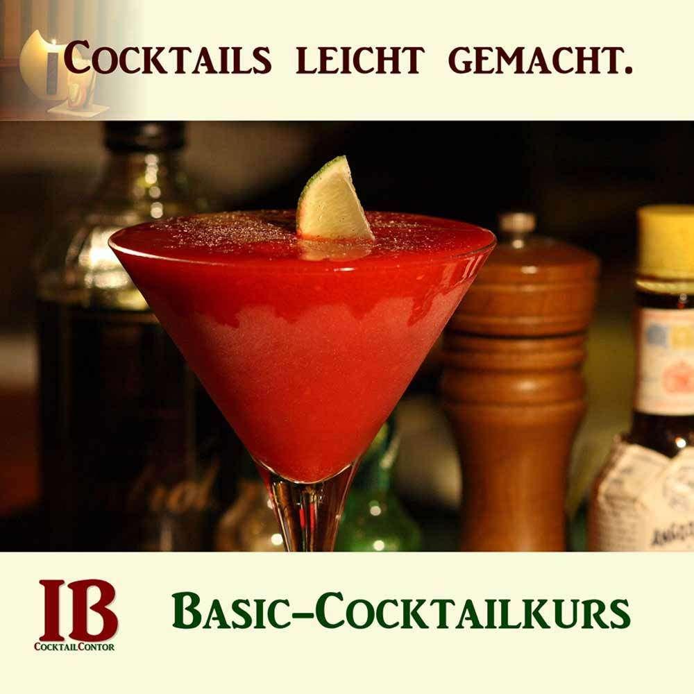 Cocktailkurs Köln: Cocktails leicht gemacht. Basic-Cocktailkurs.