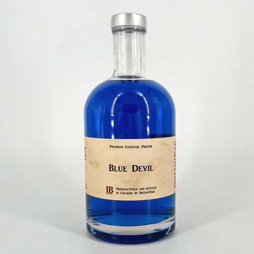 Blue Devil - Premium Cocktail Premix