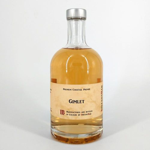 Gimlet - Premium Cocktail Premix