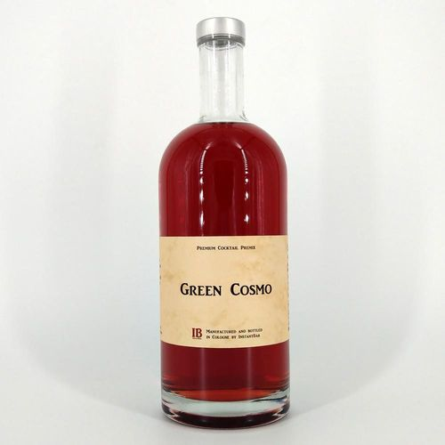 Green Cosmo - Premium Cocktail Premix