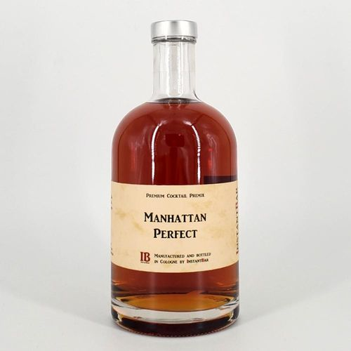 Manhattan Perfect - Premium Cocktail Premix
